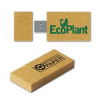 Recycled & sustainable usb & flash drives