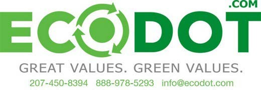 Ecodot.com - Great values. Green values.